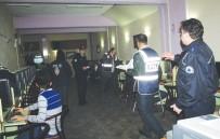 Burdur'da 'Huzur 15' Operasyonu