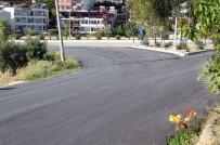 GAZİ MAHALLESİ - Büyükşehir Belediyesi, Yol Bakım Ve Asfalt Çalışmalarını Sürdürüyor