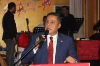 LÜTFÜ SAVAŞ - CHP İskenderun'da Birlik Ve Dayanışma Gecesi