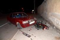 Dodurga'da Trafik Kazası Açıklaması 1 Ölü