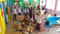 YAKUP KADRİ KARAOSMANOĞLU - Düş Bahçesi Çocukları Umut Dağıtmaya Devam Ediyor