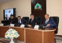 TÜRKISTAN - Güney Kazakistan Eyalet Valisi Tüymebayev'den Ahmet Yesevi Üniversitesine Ziyaret