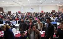 Hatay'da Yardıma Muhtaç 600 Kişiye Kahvaltı Verildi