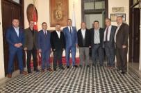 GÖKPıNAR - İskenderun Gazeteciler Cemiyeti Olağanüstü Kongresini Gerçekleştirdi