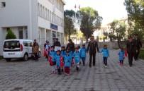 ÇOCUK GELİŞİMİ - Jandarma, Çocukları Sinema İle Tanıştırdı