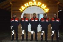 YÖRÜKLER - Jandarma Kaçak Avcılara Göz Açtırmıyor