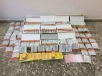 Jandarma, Kaçak Tütün Ve Tütün Malzemeleri Ele Geçirdi