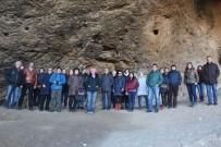 ENVER ÖZDERİN - Jeoloji Mühendisleri Ekibinin İnönü'ye Çalıştay Ziyareti