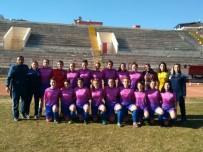 SARIYER - Kadınlar 3. Lig 1. Grup 2'Nci Hafta Mücadelesi