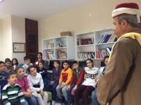 Kartepeli Çocuklar 'Meddah' İle Tanıştı