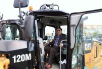 KEÇİÖREN BELEDİYESİ - Keçiören Belediyesi, Araç Filosunu Güçlendirdi