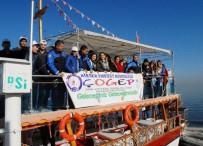 Koruma Altındaki Çocuklara Tekne Turu