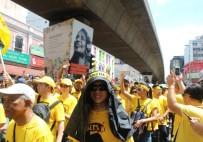 HÜKÜMET KARŞITI - Malezya'da Hükümete Yolsuzluk Protestosu