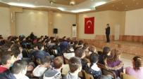 YARIŞ ATI - Osmaneli'de 8.Ci Sınıf Öğrencilerine Sınav Öncesi Motivasyon Ve Başarı Semineri
