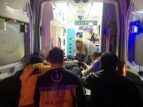 YAŞLI ADAM - Otomobil Yayaya Çarptı Açıklaması 1 Ölü