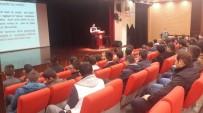 YILDIRIM BEYAZIT ÜNİVERSİTESİ - Sincan Belediyesi Bağımlılığa Karşı Mücadelesini Sürdürüyor