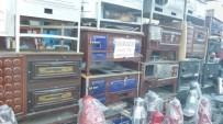 Sinop'ta Soba Satışları Arttı
