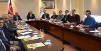 ZEKERIYA SARıKOCA - Tarımsal Yayım Ve Danışmanlık İl Teknik Komitesi Toplantısı Yapıldı