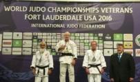 AHMET ÖZDEMIR - Veteran Judo Dünya Şampiyonası'na Ahmet Özdemir Damga Vurdu