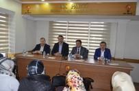 HALIL ÖZ - AK Parti Fatsa Danışma Meclisi Toplantısı