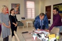 YÜKSEL MUTLU - Akdeniz Belediyesi, Geçici İstihdam Protokolü İle 150 Kişi İstihdam Edecek