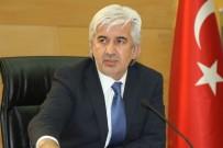 MEHMET ÇELIK - Akhisar Belediyesi 2017 Bütçesi 74 Milyon Lira