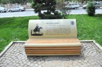 NASREDDIN HOCA - Akşehir Belediyesi'nden Gülmece Parkı'na Fıkra Anlatan Banklar