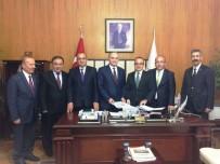 Ankara'da Ezine Yatırımları Görüşüldü