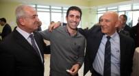 ALTıNOK ÖZ - Başkan Altınok Öz, Belediye Personelini Askere Uğurladı