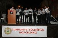 BÜYÜKDERE - Başkan Kurt Açıklaması 'Cumhuriyet Coşkusu Protokolde Kalmamalı'