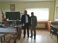 MUSTAFA UÇAR - Başkan Yavaş'dan Çanakkale Gıda Kontrol Laboratuvar Müdürlüğü'ne Ziyaret