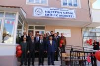 Burhaniye'de Hayır Sever Desteğiyle Yaptırılan Sağlık Merkezi Açıldı