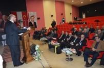 GAZIOSMANPAŞA ÜNIVERSITESI - Cevizin Başkenti Niksar'da '3.Ceviz Çalıştayı' Yapıldı