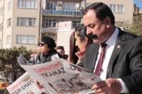 YıLMAZ ZENGIN - CHP İl Başkanı Yılmaz Zengin Açıklaması 'Basına Baskı Uygulanamaz'