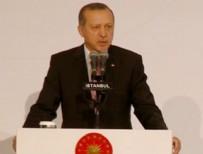 İSLAM DÜNYASI - Cumhurbaşkanı Erdoğan İİT Konferansı'nda konuştu