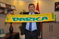ŞÜKRÜ KARABACAK - Darıca Gençlerbirliği Onursal Başkanı'ndan Beşiktaş Yorumu