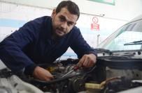 YARıMCA - Diplomalı Mühendis Sanayide Motor Ustalığı Yapıyor