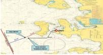 YARDIM ÇAĞRISI - Direği Kırılan Yelkenli Türk Ve Yunan Korvetlerini Harekete Geçirdi