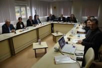 TEKNOPARK - Düzce Teknopark Toplantısı Yapıldı