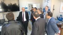 ŞAFAK BAŞA - Edirne Belediyesi TESKİ'yi İnceledi