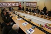 KAMERA SİSTEMİ - Elazığ'da Toplu Ulaşımda Yol Haritası Belirlendi