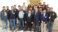 HACI BAYRAM-I VELİ - Engelsiz Bilişim Ve Girişimcilik Topluluğu Bir Dizi Faaliyette Bulundu