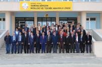 SIVIL HAVACıLıK GENEL MÜDÜRLÜĞÜ - Eskişehir Sabiha Gökçen Mesleki Ve Teknik Lisesi'nde Çalıştay Düzenlendi