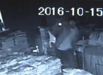 ALARM SİSTEMİ - Fatih'te Hırsızlık Çetesi Kamerada