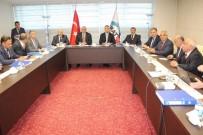 MURAT ZORLUOĞLU - Fırat Kalkınma Ajansı (FKA) Kasım Ayı Yönetim Kurulu Toplantısı Malatya'da Gerçekleşti