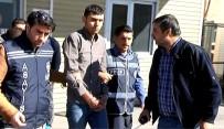 MOBESE - Gaziantep'te Kapkaç Makinesi Şahıslar Yakalandı