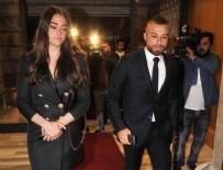 WEST HAM UNITED - Gökhan Töre ile Esra Bilgiç nişanlandı