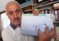 OSMANLıCA - Halep Ve Musul'lu Misakı Milli Haritası Bulundu