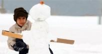 ALIBEYKÖY - Eğitime kar engeli!