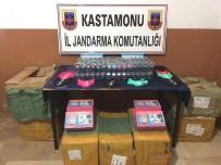 KOL SAATI - Kastamonu'da 7 Bin 600 Adet Kaçak Kol Saati Ele Geçirildi